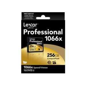 Lexar Compact Flash 256 Go 1066x Professional UDMA 7 carte mémoire