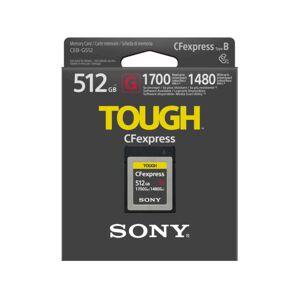 Sony CFExpress Tough type B 512GB
