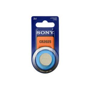 Sony batterie lithium CR2025B1A