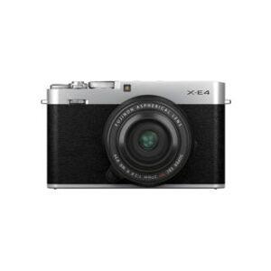 Fujifilm XE4 silver + XF 27mm F/2.8 R WR