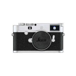 Leica M10-P chromé argent compact hybride