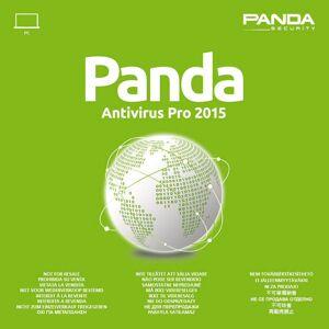 Panda Antivirus Pro 2015 (1 User / 1 Year) - OEM