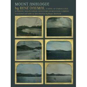 Mount Analogue by Rene Daumal