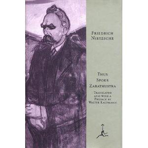 Modlib-Thus Spoke Zarathustra by Friedrich Nietzsche
