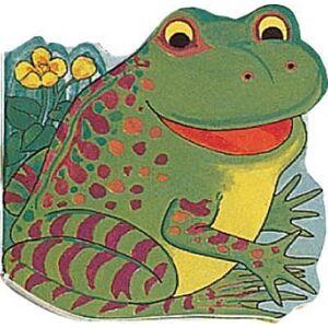 Pocket Frog by Pam Adams