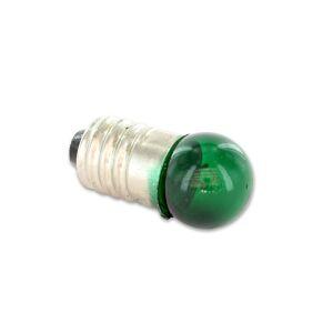 Betzold Glühlämpchen, 3,5V, grün - Satz mit 20 Stück