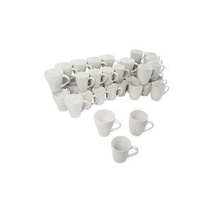 Betzold 48 Porzellantassen in verschiedenen Formen