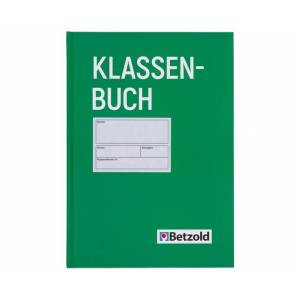 Betzold Klassenbuch Format DIN A4 plus