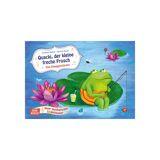 Don Bosco Quacki, der kleine Frosch. Kamishibai-Bildkartenset