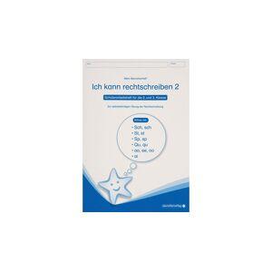 Sternchen Verlag Ich kann rechtschreiben: Heft 1 und 2