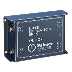 Palmer PLI 02 Isolation Box / Trennübertrager