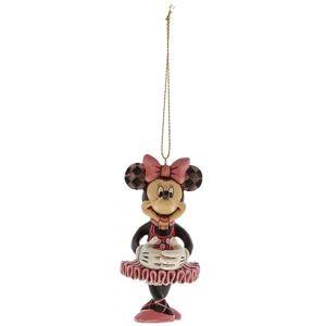 Micky Maus Nussknacker Minnie Weihnachtskugeln-multicolor - Offizieller & Lizenzierter Fanartikel