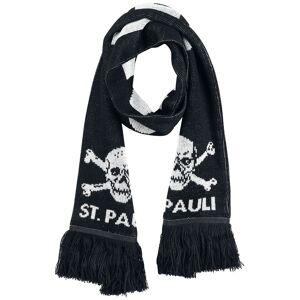 FC St. Pauli FC St. Pauli - Schlauchschal-schwarz weiß - Offizieller & Lizenzierter Fanartikel Onesize       Unisex