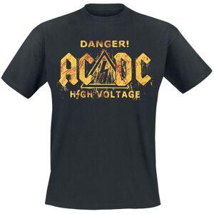 AC/DC Danger! - High Herren-T-Shirt  - Offizielles Merchandise