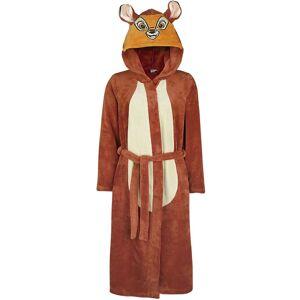Bambi Cosplay Bademantel  - Offizieller & Lizenzierter Fanartikel S-M, L-XL, XXL-3XL       Unisex