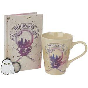 Harry Potter Geschenk-Set Fanpaket-Mehrfarbig - Offizieller & Lizenzierter Fanartikel Onesize       Unisex