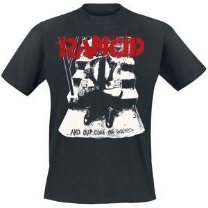 Rancid Wolves Herren-T-Shirt  - Offizielles Merchandise