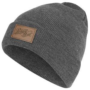 Parkway Drive Leather Patch Logo Mütze-charcoal - Offizielles Merchandise