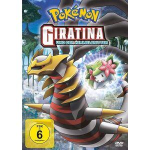Pokémon 11 - Giratina und DVD-multicolor Onesize       Unisex