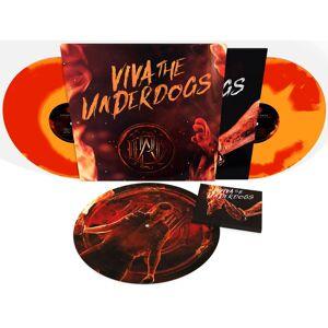 Parkway Drive Viva The Underdogs CD-rot orange Onesize       Unisex