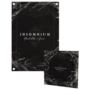 Insomnium Heart like a grave CD-multicolor Onesize       Unisex