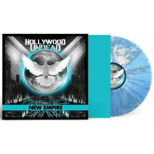 Hollywood Undead New empire Vol.1 LP-multicolor Onesize       Unisex