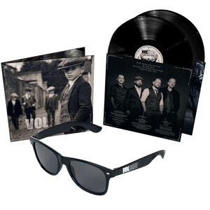 Volbeat Rewind, replay, LP-multicolor Onesize       Unisex
