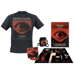 Whitechapel The valley CD-multicolor