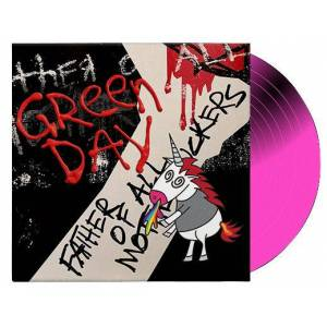 Green Day Father of all... LP-pink Onesize       Unisex