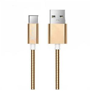 ONE USB 2.0 A zu USB-C-Kabel Ref. 101097 Rotgold