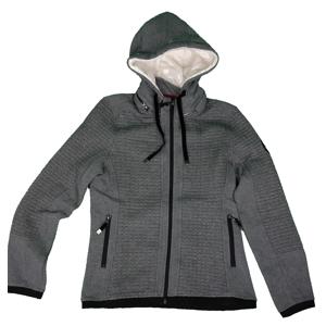 HV Polo Damen Sweater Liss grey melange