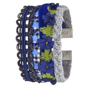Edelzeit Armband Edeltraut EZB05 blau