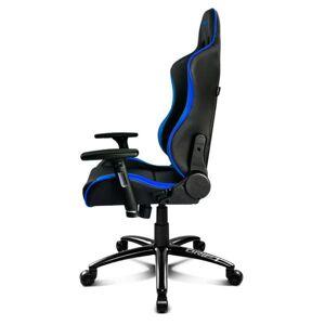 DRIFT Gaming-Stuhl DRIFT DR200BL 90-160º Schaum PU Schwarz Blau
