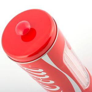 0 OUTLET Coca Cola Strohhalmbehälter Ohne verpackung
