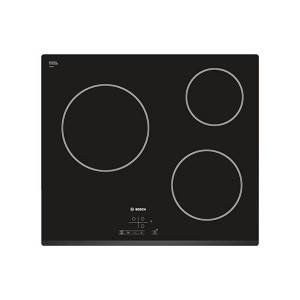 0 OUTLET Platte aus Glaskeramik BOSCH PKM631B17E 60 cm Ohn...
