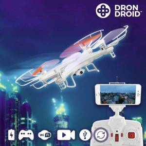 DRONE DROID HANKS WFHDV2000 DROHNE