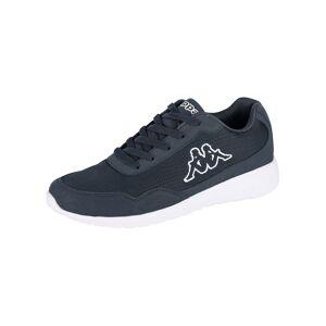 Kappa Sneaker, Unisex, blau, in Mesh-Optik