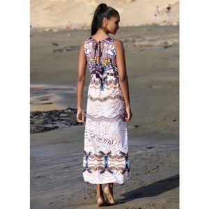 Alba Moda Strandkleid, Damen, weiß, mit ausdruckstarkem Druck