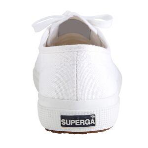 Superga Schnürschuh, Unisex, weiß