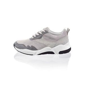 Alba Moda Sneaker, Damen, grau, in leichter Chunkyform