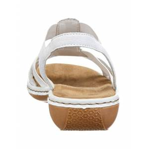 Rieker Sandalette, Damen, weiß