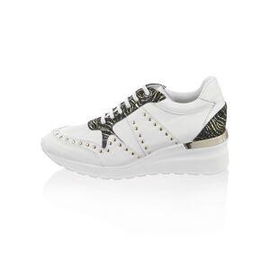 Alba Moda Sneaker, Damen, weiß, mit Keilabsatz