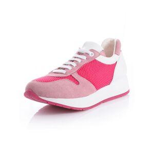 Alba Moda Sneaker, Damen, rosé, in femininer Farbstellung