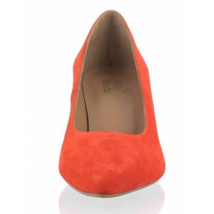 Alba Moda Pumps, Damen, orange, in auffallender Farbe