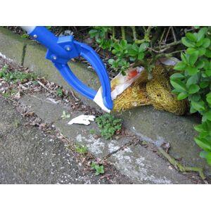 wischmopshop by Axis24 GmbH Abfallzange Müllzange 1Meter ohne Bücken Müll aufsammeln