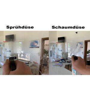 wischmopshop by Axis24 GmbH Spuckwand Reiniger mit Antibeschlag-/Statikformel für Acrylglas &...