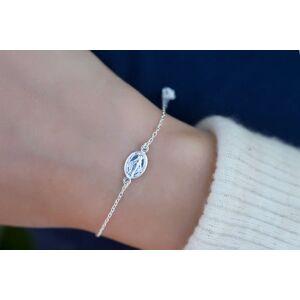 "Elise et moi 925 Silber, Armband ""Heilige Maria"""