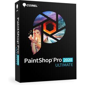 Corel GmbH Corel PaintShop Pro 2020 Ultimate BOX (DVD)