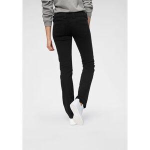 Pepe Jeans Gerade Jeans »VENUS«, Straight Passform mit niedrigem... schwarz Größe 25 26 27 28 29 30 31 32