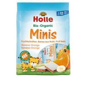 Holle Bio Minis Banane Orange (8x12,5g)